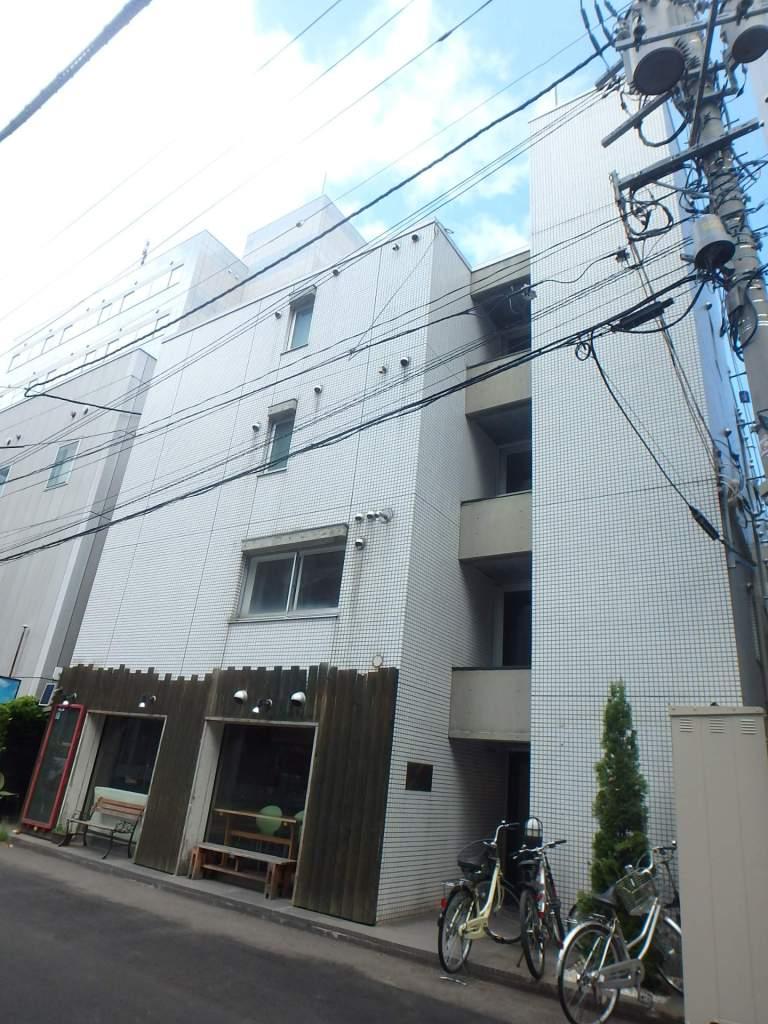 北海道札幌市中央区、円山公園駅徒歩6分の築31年 4階建の賃貸マンション