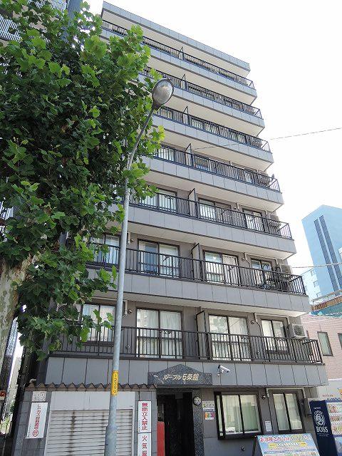 北海道札幌市中央区、西8丁目駅徒歩9分の築13年 8階建の賃貸マンション
