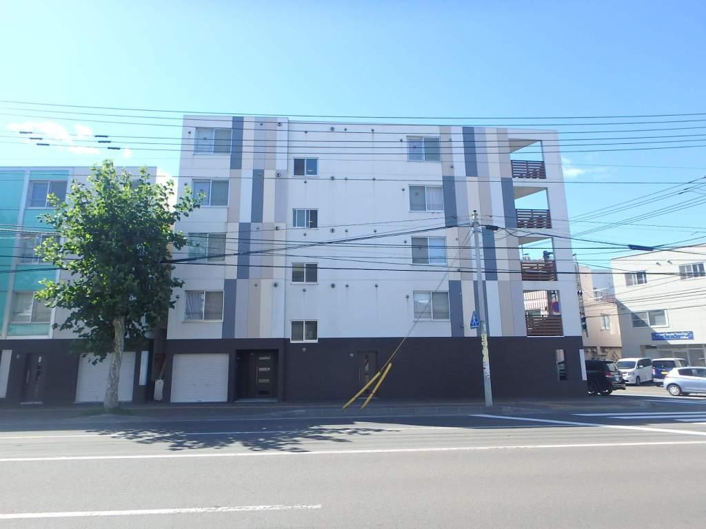北海道札幌市中央区、桑園駅徒歩4分の築6年 5階建の賃貸マンション