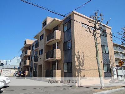 北海道札幌市中央区、幌平橋駅徒歩12分の築13年 3階建の賃貸マンション
