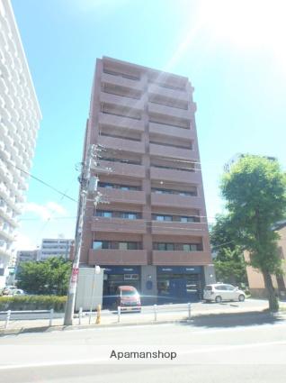 北海道札幌市中央区、西28丁目駅徒歩10分の築14年 9階建の賃貸マンション
