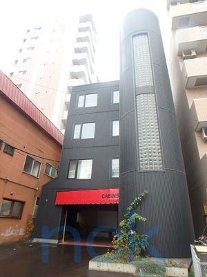 北海道札幌市中央区、バスセンター前駅徒歩9分の築28年 4階建の賃貸マンション