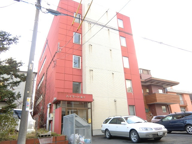 北海道札幌市中央区、札幌駅徒歩9分の築31年 5階建の賃貸マンション