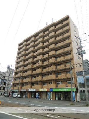 北海道札幌市中央区、西18丁目駅徒歩10分の築30年 10階建の賃貸マンション
