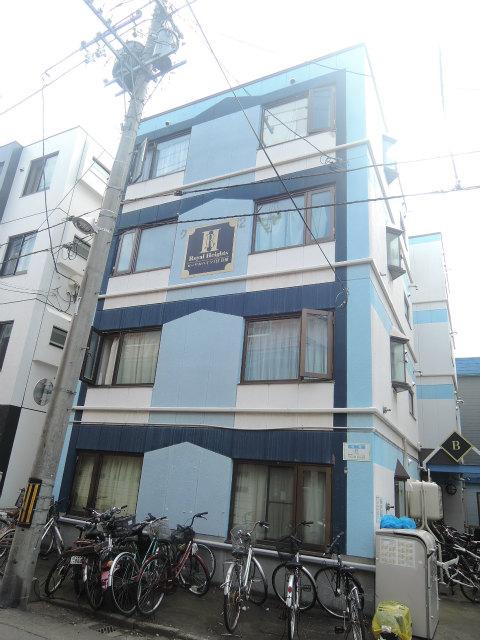 北海道札幌市中央区、西11丁目駅徒歩10分の築28年 5階建の賃貸マンション