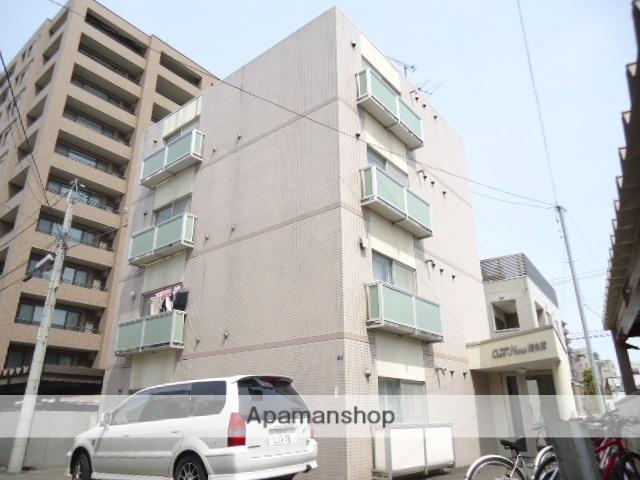北海道札幌市中央区、円山公園駅徒歩8分の築26年 4階建の賃貸マンション
