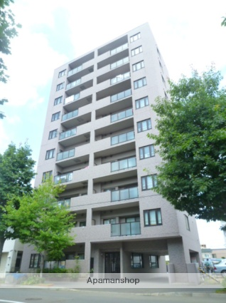 北海道札幌市中央区、桑園駅徒歩10分の築17年 10階建の賃貸マンション