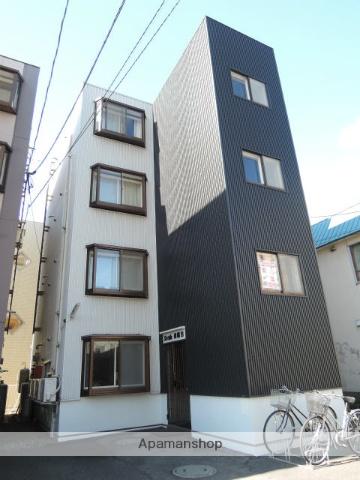 北海道札幌市中央区、桑園駅徒歩6分の築22年 4階建の賃貸マンション