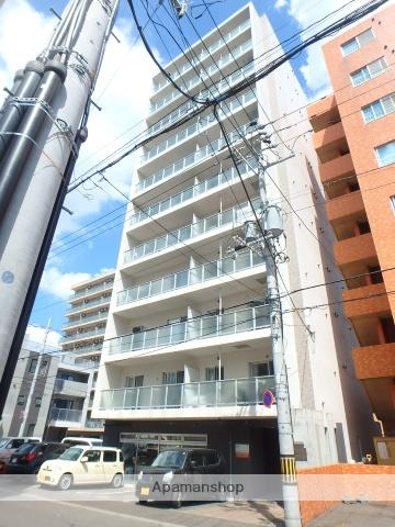 北海道札幌市中央区、西11丁目駅徒歩20分の築8年 11階建の賃貸マンション