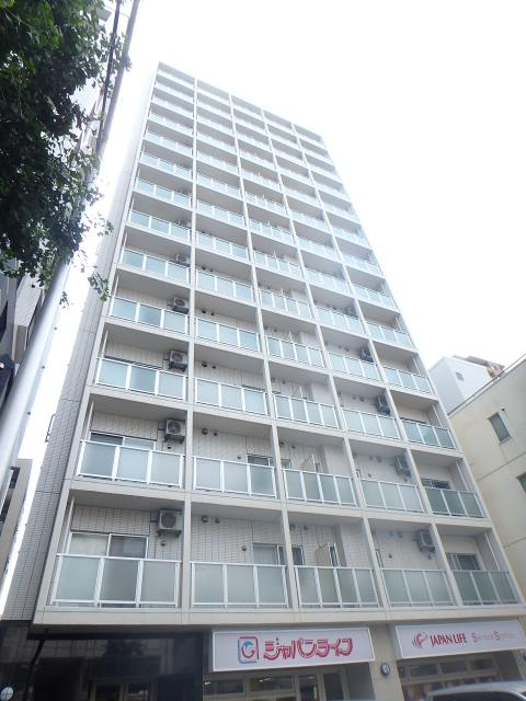 北海道札幌市中央区、西8丁目駅徒歩5分の築5年 14階建の賃貸マンション