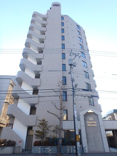 北海道札幌市中央区、円山公園駅徒歩13分の築24年 11階建の賃貸マンション