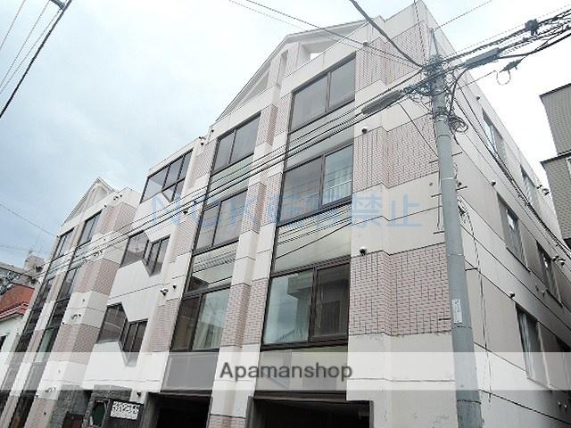 北海道札幌市中央区、西18丁目駅徒歩14分の築26年 4階建の賃貸マンション