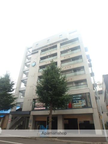 北海道札幌市中央区、西18丁目駅徒歩3分の築29年 8階建の賃貸マンション