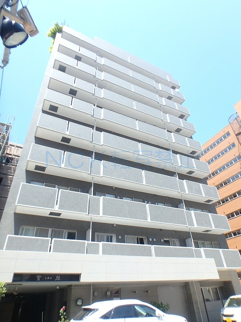 北海道札幌市中央区、西18丁目駅徒歩3分の築20年 10階建の賃貸マンション