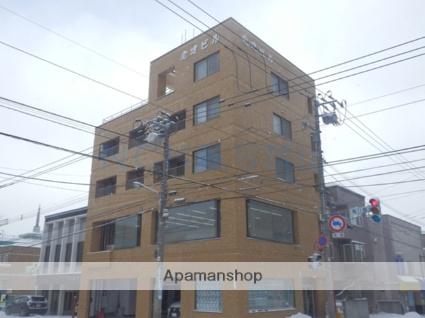北海道札幌市中央区、中島公園駅徒歩12分の築27年 5階建の賃貸マンション
