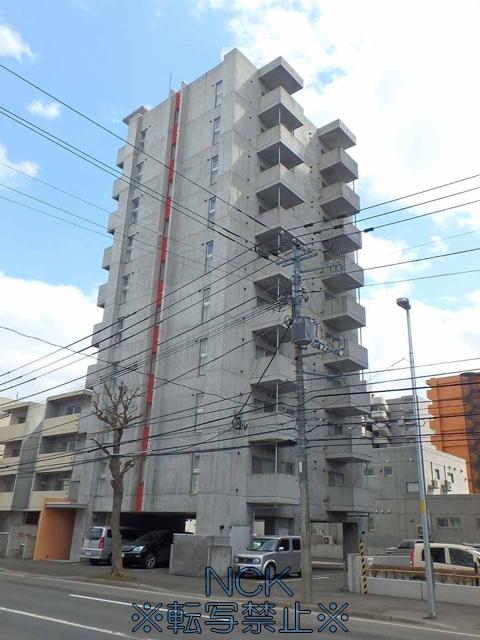 北海道札幌市中央区、桑園駅徒歩8分の築14年 10階建の賃貸マンション