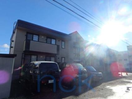 北海道札幌市中央区南二十五条西9丁目[2LDK/58.21m2]の外観1