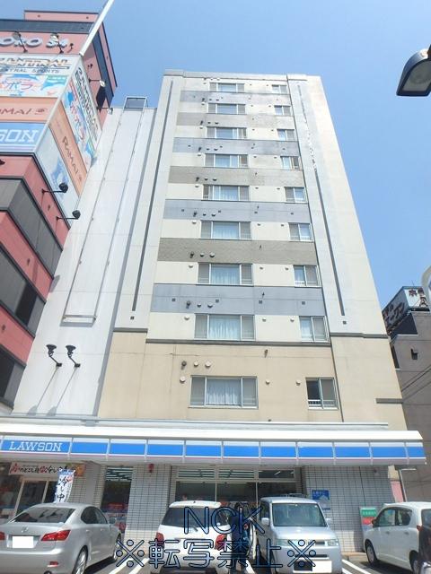 北海道札幌市中央区、西11丁目駅徒歩8分の築13年 10階建の賃貸マンション