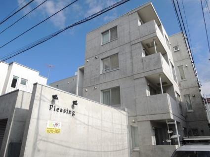 北海道札幌市中央区、西線14条駅徒歩9分の築10年 4階建の賃貸マンション