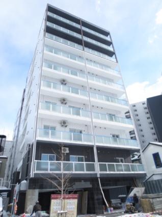北海道札幌市中央区、バスセンター前駅徒歩10分の築2年 10階建の賃貸マンション
