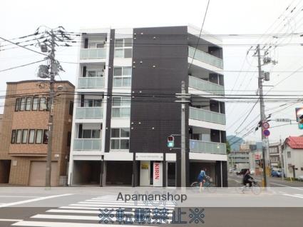 北海道札幌市中央区、二十四軒駅徒歩14分の新築 5階建の賃貸マンション