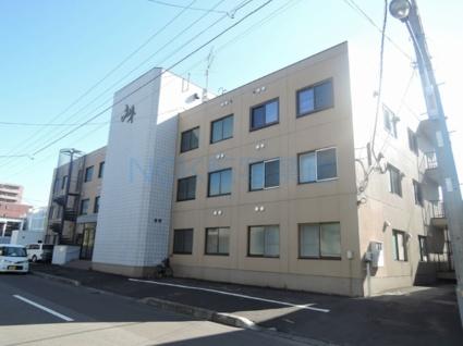 北海道札幌市中央区、ロープウェイ入口駅徒歩6分の築36年 3階建の賃貸マンション