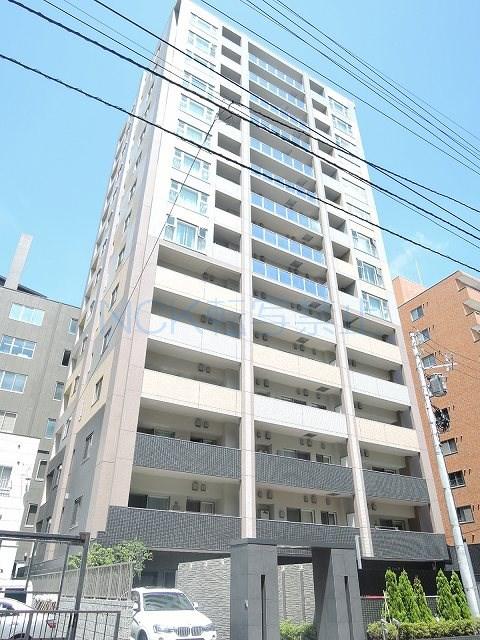 北海道札幌市中央区、西11丁目駅徒歩2分の新築 15階建の賃貸マンション