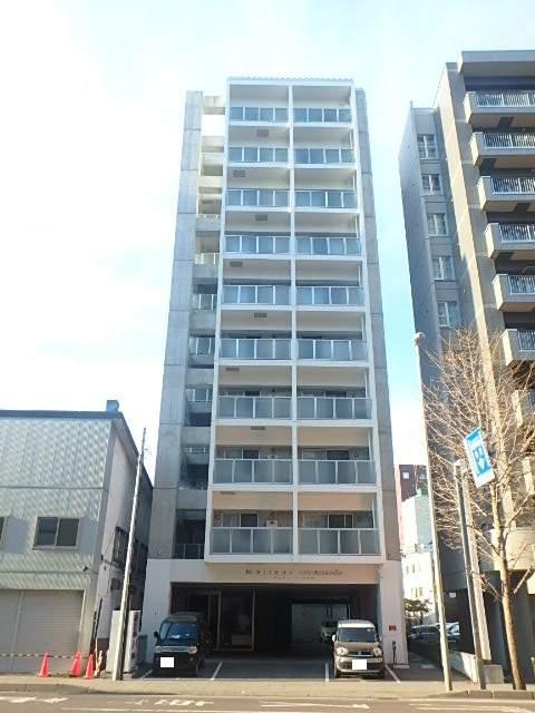 北海道札幌市中央区、円山公園駅徒歩10分の新築 10階建の賃貸マンション
