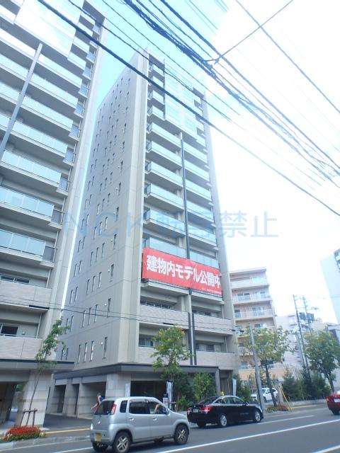 北海道札幌市中央区、二十四軒駅徒歩13分の新築 14階建の賃貸マンション