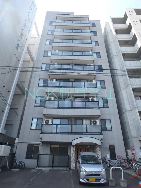 北海道札幌市中央区、中島公園駅徒歩8分の築13年 10階建の賃貸マンション