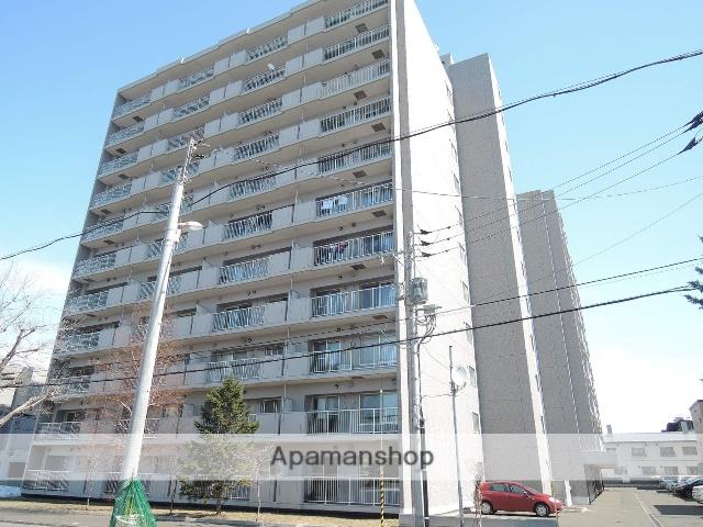 北海道札幌市中央区、西線14条駅徒歩8分の築17年 4階建の賃貸マンション