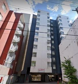 北海道札幌市中央区南十一条西1丁目[1R/19.6m2]の外観