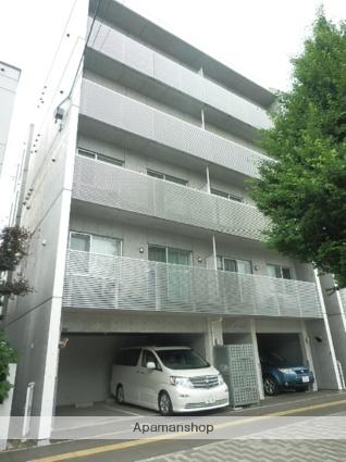 北海道札幌市中央区、西18丁目駅徒歩13分の築5年 5階建の賃貸マンション