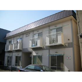 北海道札幌市北区、麻生駅徒歩19分の築31年 2階建の賃貸アパート