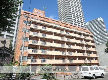 北海道札幌市中央区、中島公園駅徒歩2分の築34年 8階建の賃貸マンション