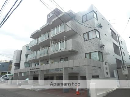 北海道札幌市中央区、西28丁目駅徒歩10分の築26年 4階建の賃貸マンション