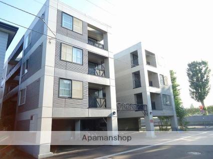 北海道札幌市中央区、桑園駅徒歩8分の築27年 4階建の賃貸マンション
