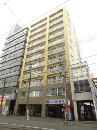 札幌JOW2ビル[1DK/30.93m2]の外観1