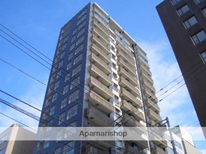 北海道札幌市中央区、西11丁目駅徒歩5分の築10年 17階建の賃貸マンション
