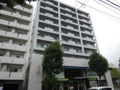 北海道札幌市中央区、西28丁目駅徒歩13分の築29年 10階建の賃貸マンション