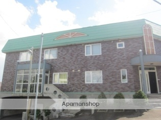 北海道札幌市中央区、ロープウェイ入口駅徒歩16分の築24年 2階建の賃貸テラスハウス