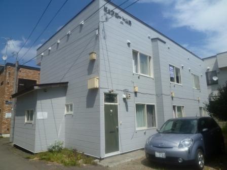 北海道札幌市中央区、幌南小学校前駅徒歩1分の築36年 2階建の賃貸アパート