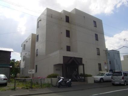 北海道札幌市中央区、桑園駅徒歩9分の築29年 4階建の賃貸マンション