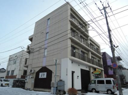 北海道札幌市中央区、円山公園駅徒歩4分の築29年 4階建の賃貸マンション