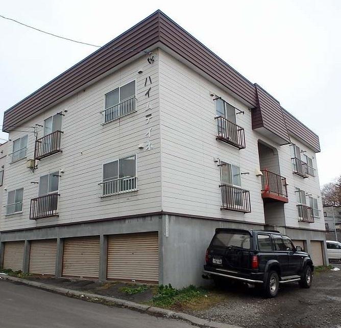 北海道札幌市手稲区、手稲駅徒歩5分の築28年 2階建の賃貸アパート
