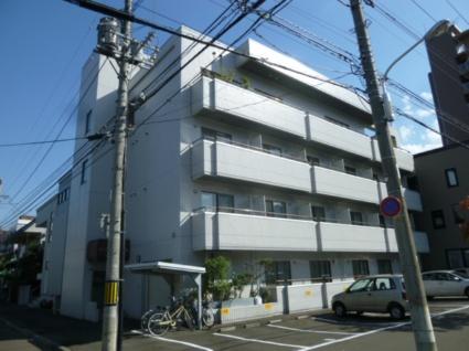 北海道札幌市中央区、西28丁目駅徒歩10分の築24年 4階建の賃貸マンション