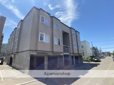 北海道札幌市手稲区、稲積公園駅徒歩9分の築16年 2階建の賃貸アパート