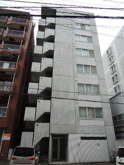 北海道札幌市中央区、円山公園駅徒歩7分の築14年 8階建の賃貸マンション