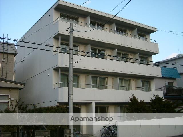 北海道札幌市中央区、二十四軒駅徒歩14分の築27年 4階建の賃貸マンション