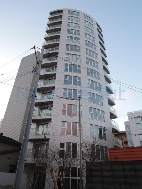 北海道札幌市中央区、二十四軒駅徒歩12分の築8年 14階建の賃貸マンション